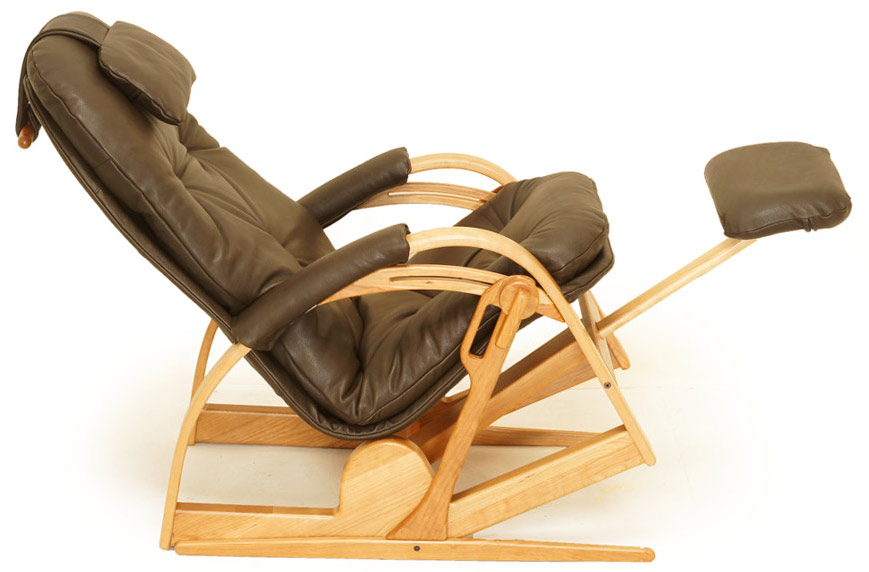 Ultra Recliner with Extra-Short Seat and Back