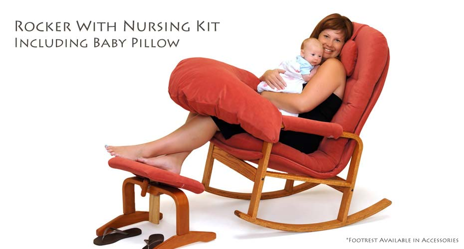 Nursing Rocker